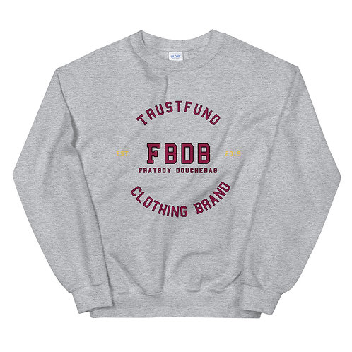 Fratboy Douchebag (FBDB) Sweatshirt