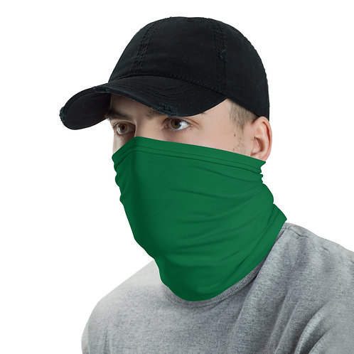 Simple Green Neck Gaiter (Face Mask)
