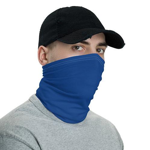Royal Blue Neck Gaiter (Face Mask)