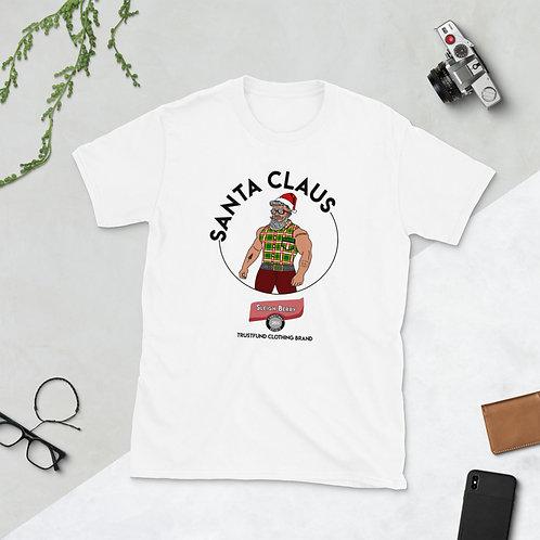 Sleigh Berry Santa Claus T-Shirt