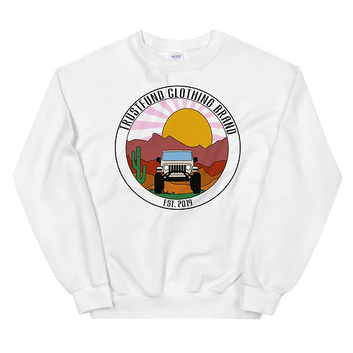 Jeeping with TrustFund Sweatshirt