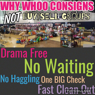 Whoo Consigns vs. Facebook Groups