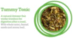 Contains whole mint tea, mint tea, detox tea, senna leaf, fennel seeds