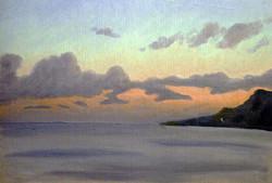 Крымский закат/Sunset in Crimea