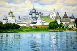 Ростовский кремль/Rostov Kremlin