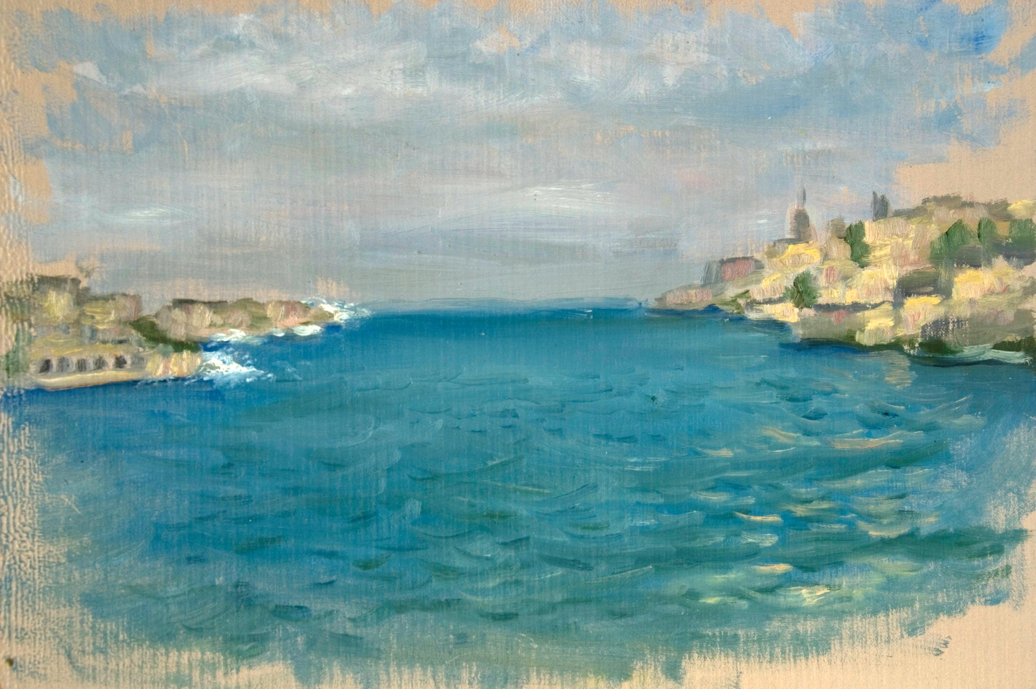 Бухта Ла-Валетты/La Valetta Bay