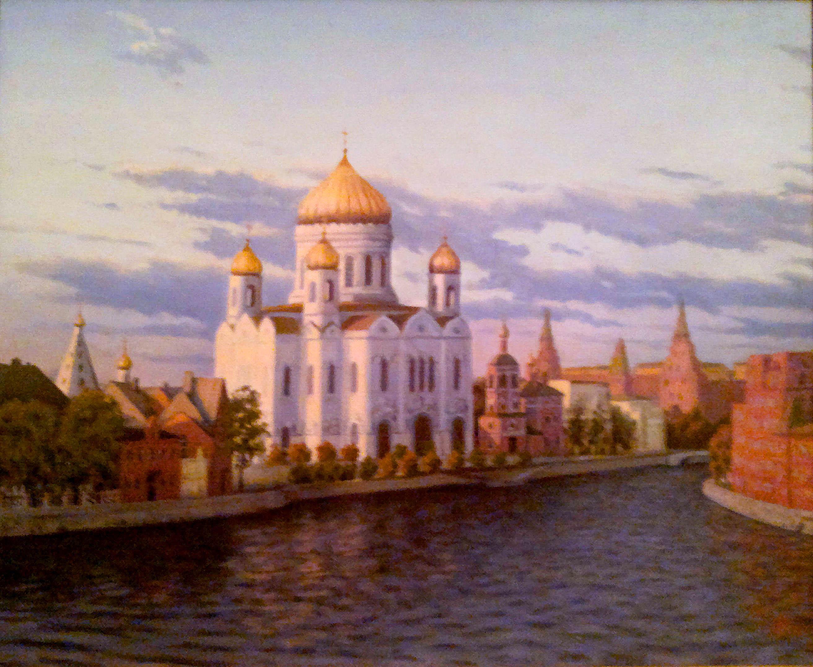 Новостарая Москва/New Old Moscow