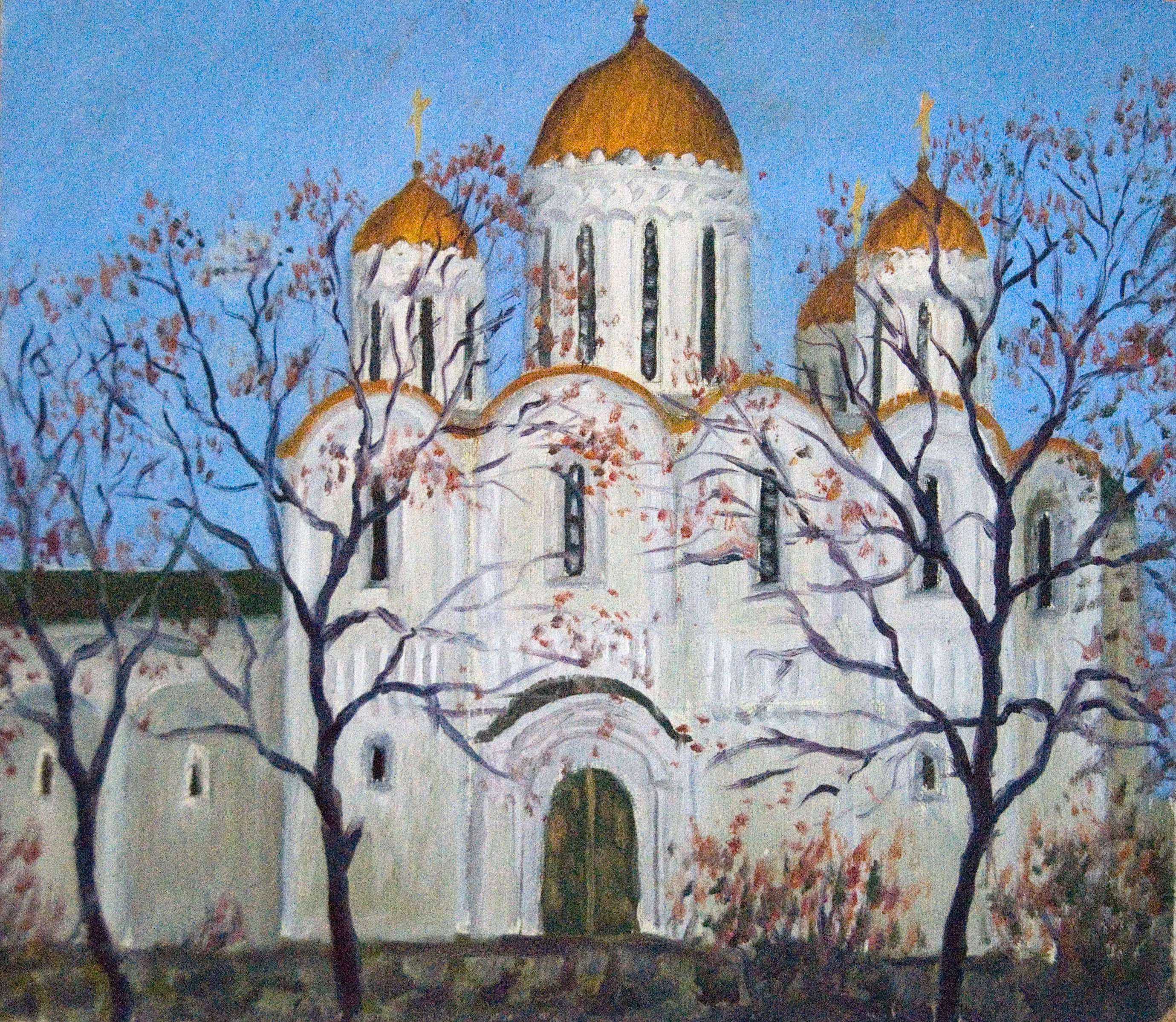 Успенский/Assumption Cathedral