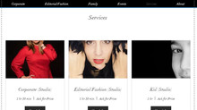 New Site only for Studio & Outdoor Photography
