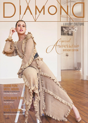 Diamond Luxury Culture Magazine