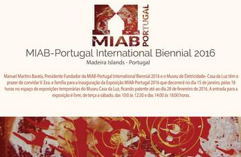 MIAB-Portugal International Biennial 2016