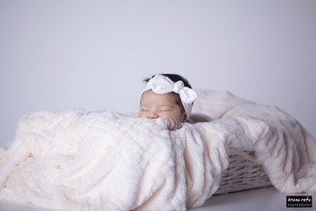 Newborn Studio Photoshoot