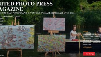 UNITED PHOTO PRESS Magazine