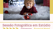 Kids Christmas Studio Photoshoots