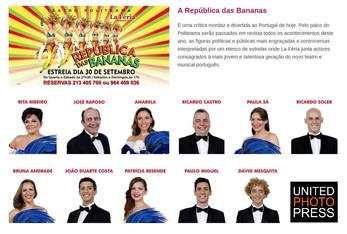 Filipe La Féria - The Banana Republic (Premiere)