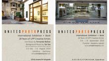 International Exhibitions + Book