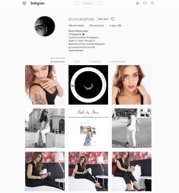 Now on Instagram!