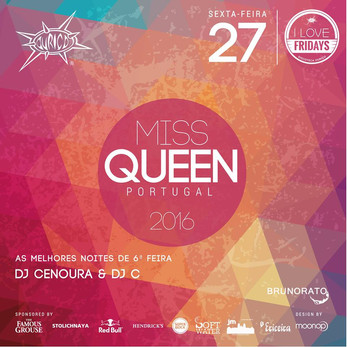 Grand Final of Miss Ericeira counting towards the national election of Miss Queen Portugal 2016