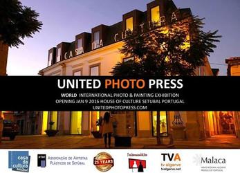 UNITED PHOTO PRESS & UPP PAINTERS