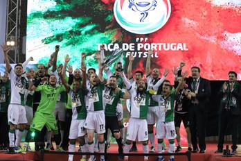 Portugal Futsal Cup Final 2017-2018