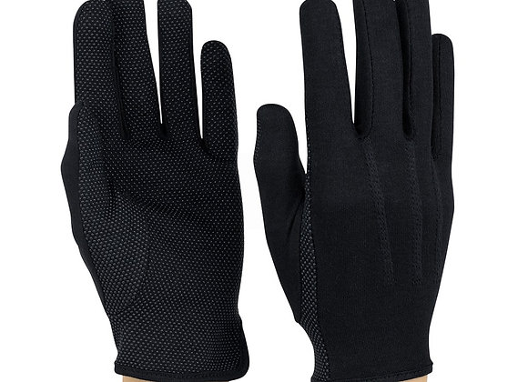 BLACK Band Gloves (with Grips)