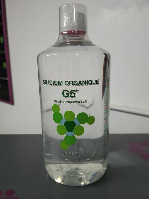Silicium Organique G5 ( sans conservateur) 1L