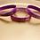 Thumbnail: Purple & Gold Wristbands