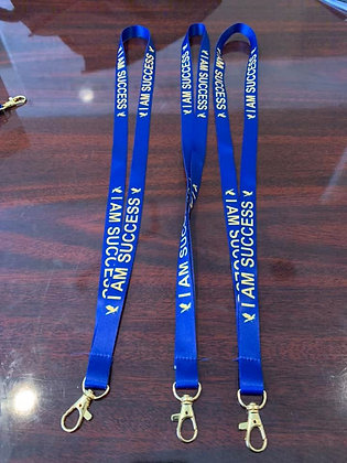 LANYARDS  (BLUE/GOLD)