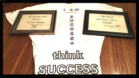 Black & White Success Shirt