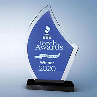 Sloan Security Group Receives BBB Torch Award for Ethics