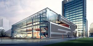 Undisclosed Corporate Campus