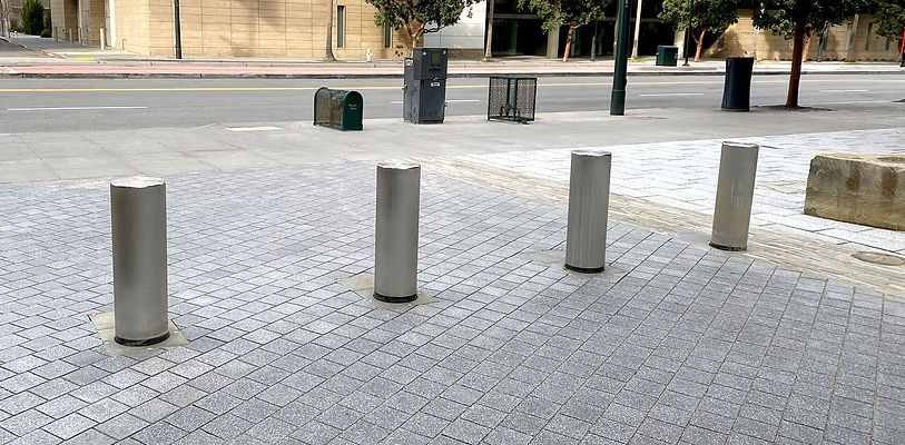 Sloan-Security-Group-Automated-Bollards.