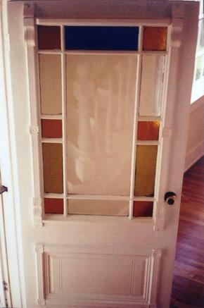 Pat's Farmhouse Door