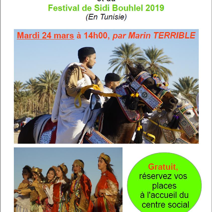 Photos et vidéos  de festivals Tunisiens
