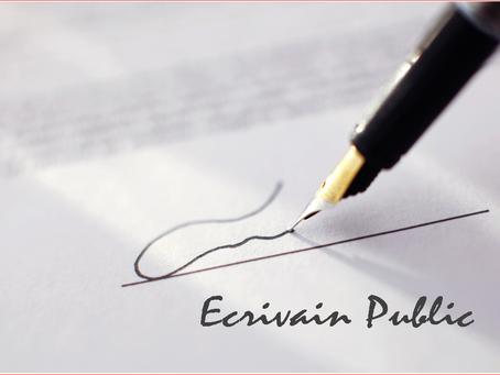 Aide à la rédaction de courriers officiels