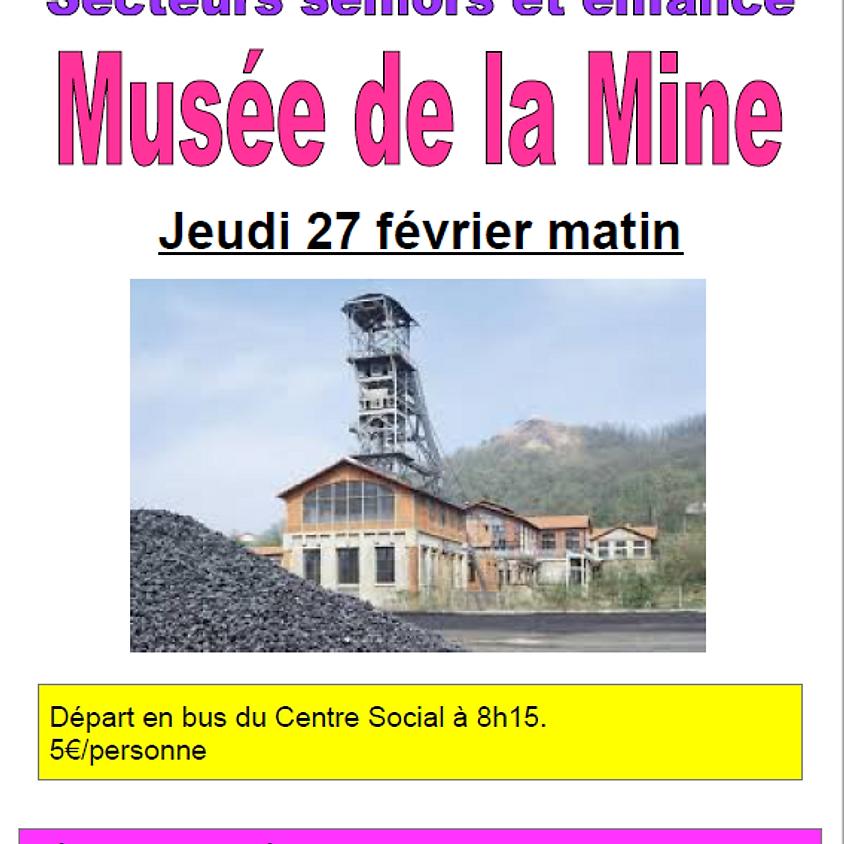 Visite du musée de la mine