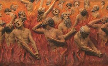 Relief of the Holy Souls in Purgatory