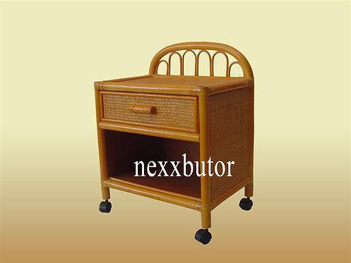 Rattan éjjeli szekrény    NT-595WX   rattan bútor
