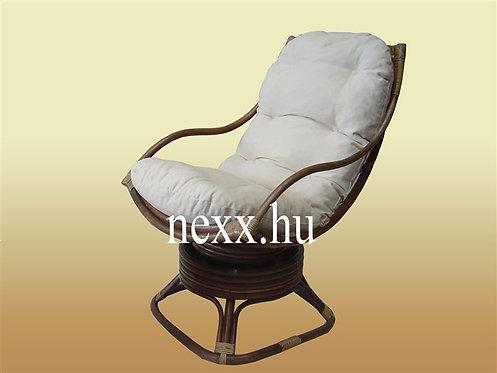 Forgó fotel párna |  ÚjN-2 fehér szinű párna | párna nexxbutor