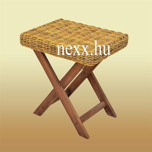 Rattan szék | LF-BOXTEL | rattan puff | szék nexxbutor