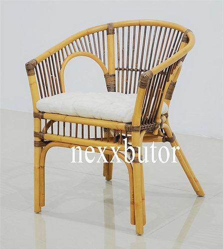 Rattan szék | LF-RUZI | rattan fotel | rattan bútor nexxbutor