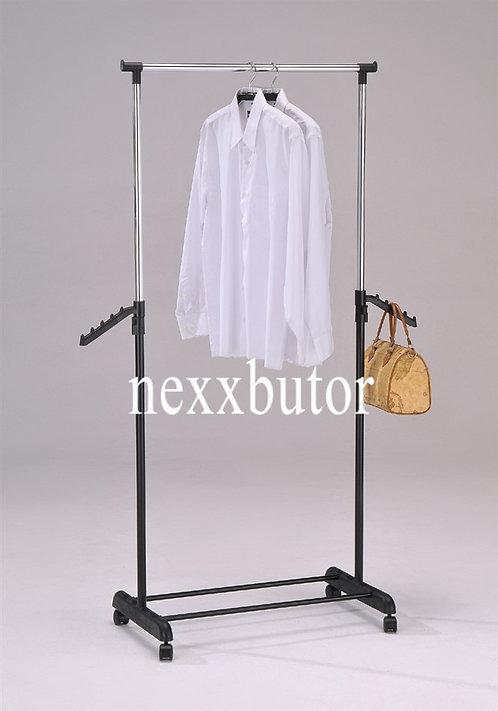 Ruhaállvány   Q-95A   fekete ruhaállvány   ruhaállvány nexxbutor