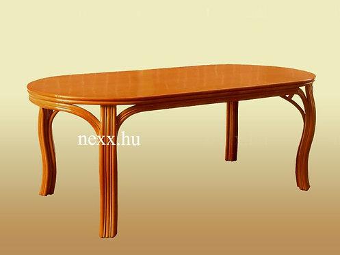 Rattan étkező asztal, T-1002-8WX, 8.sz.     rattan asztal