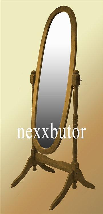 Fa állótükör    3101WX tölgy szín   fa tükör   tükrök nexxbutor