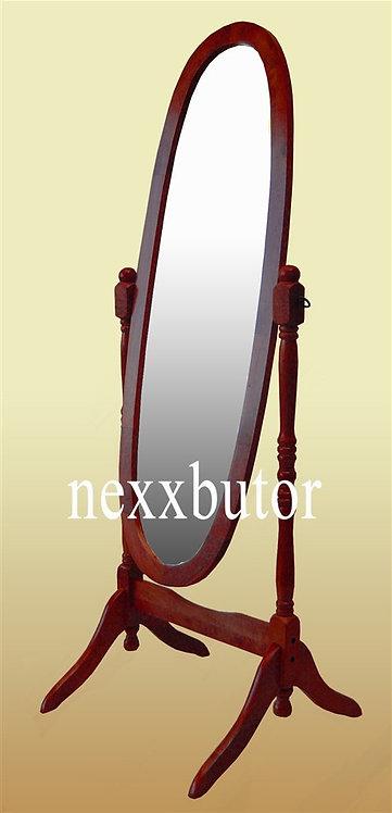 Fa állótükör | 3101MH |  mahagóni tükör | állótükör nexxbutor