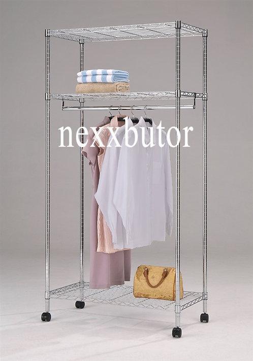 Ruhaállvány   Q-89C   álló ruhafogas  ruhaállvány nexxbutor