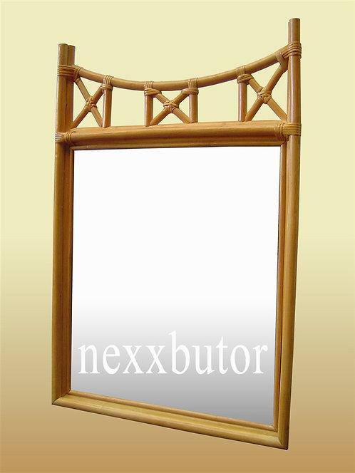 Rattan fali tükör | MR-7 | rattan nád tükör| rattan bútor