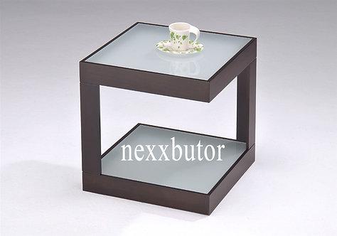 Fa dohányzóasztal | GT-203WB | fa üveg asztal | asztal nexxbutor