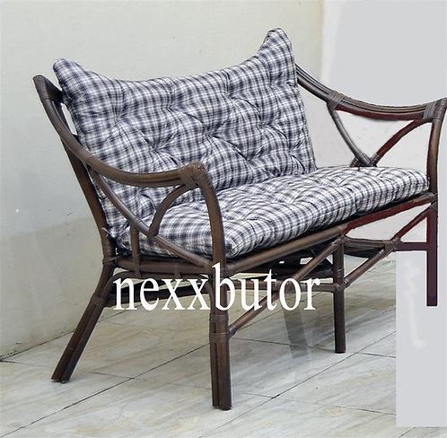 Rattan kanapé | LF-KIT-L | rattan bútor | kanapé nexxbutor