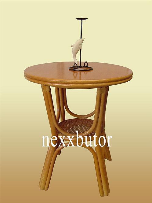 Rattan étkező asztal | PM-402TWX |  rattan nád asztal